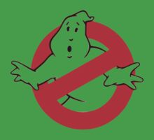 Ghostbusters logo Kids Clothes