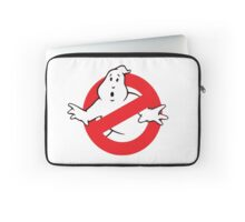 Ghostbusters logo Laptop Sleeve