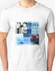 Blue Aesthetic Phan T-Shirt