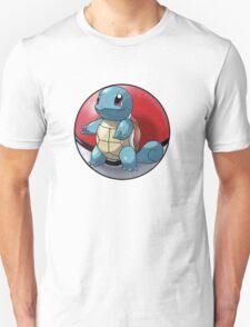 squirtle pokeball - pokemon T-Shirt