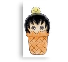 Hibari Ice cream Canvas Print