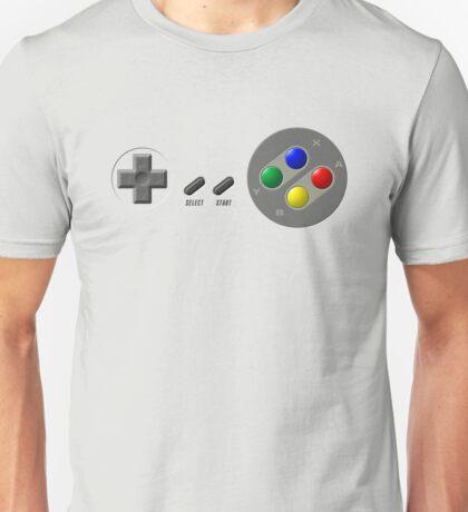 SNES Buttons Unisex T-Shirt