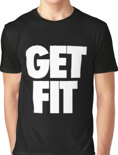 GET FIT - Alternate Graphic T-Shirt
