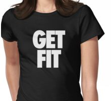 GET FIT - Alternate Womens Fitted T-Shirt