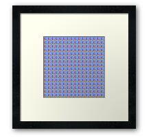 ABSTRACTION 111 Framed Print
