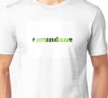 #mundane green electric Unisex T-Shirt