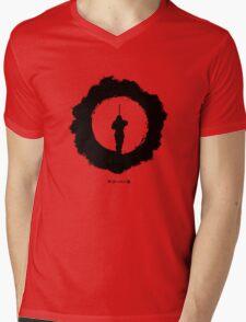 The Revenge of Shinobi Mens V-Neck T-Shirt