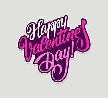Happy valentine day background Unisex T-Shirt