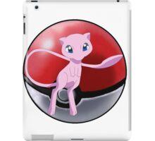 Legendary pokeball - pokemon iPad Case/Skin