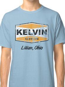 Kelvin Gasoline (Distressed) Classic T-Shirt