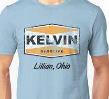 Kelvin Gasoline (Distressed) Unisex T-Shirt
