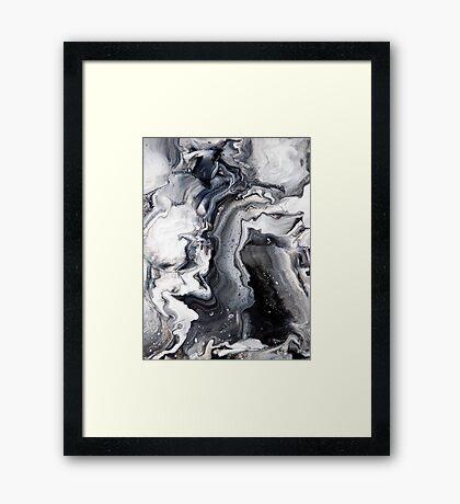 Marble #3 Framed Print
