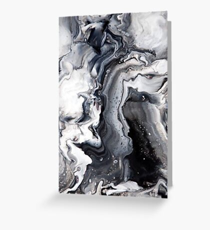 Marble #3 Greeting Card