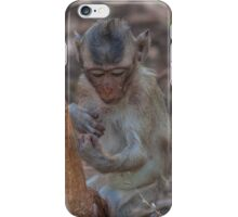The Weak Become Strong iPhone Case/Skin