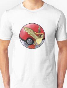 pidgeot pokeball - pokemon T-Shirt