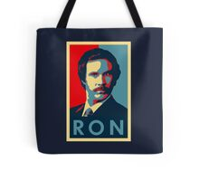 Ron Burgundy (Obama Style) Tote Bag