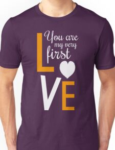 Retro love Unisex T-Shirt
