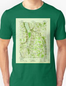 New York NY Conesus 137690 1942 31680 T-Shirt