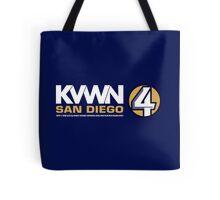 KVWN San Diego Tote Bag