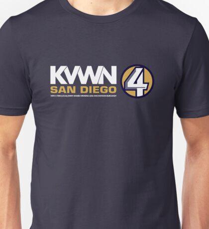 KVWN San Diego Unisex T-Shirt