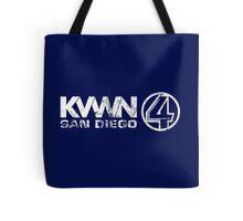 KVWN San Diego (Distressed) Tote Bag