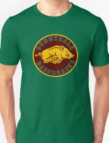 Buffy-Sunnydale  Razorbacks T-Shirt