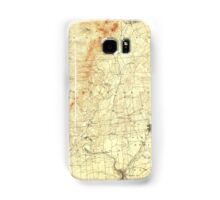 New York NY Saratoga 148430 1902 62500 Samsung Galaxy Case/Skin