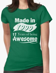 Made in 1999... 17 Years of being Awesome T-Shirt