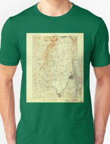 New York NY Saratoga 148430 1902 62500 T-Shirt