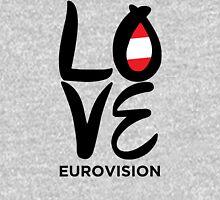LOVE Eurovision [Austria] Unisex T-Shirt