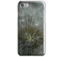 Dandelion Clock iPhone Case/Skin