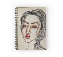Greca - Acrylic Painting Spiral Notebook