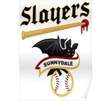 Slayers -sunnydale Poster