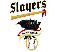 Slayers -sunnydale Photographic Print