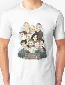 The Walking Dead / Season One Unisex T-Shirt
