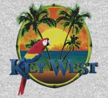 Key West Sunset Baby Tee