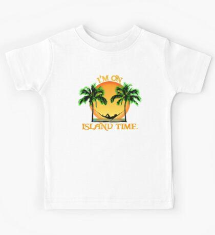 Island Time Kids Tee