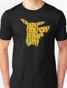 Pokemon 20th pikachu badges T-Shirt
