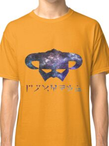 galaxy Dragonborn Classic T-Shirt