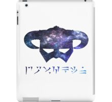galaxy Dragonborn iPad Case/Skin