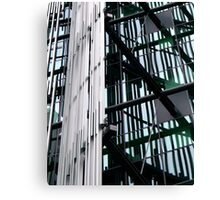Steel and Glass No. 2 Canvas Print