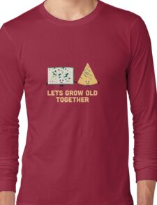 Character Building - Smelly cheese Long Sleeve T-Shirt