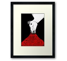 Mammals of Cold Blood Framed Print