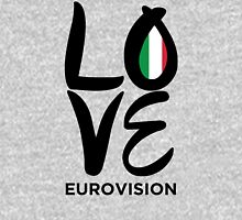 LOVE Eurovision [Italy] Unisex T-Shirt