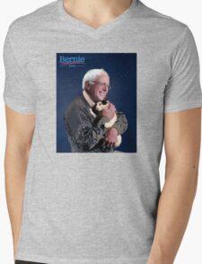 Bernie Sanders with a Cat T-Shirt T-Shirt