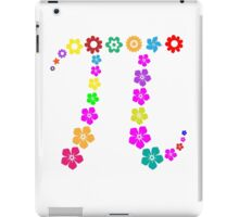 Pi floral beauty iPad Case/Skin