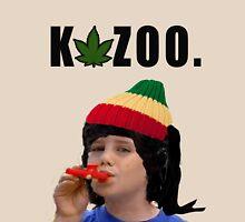 Kazoo kid. High on Kazoo - text Unisex T-Shirt