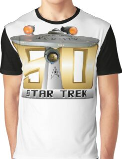 Trek Bowl 50 Graphic T-Shirt
