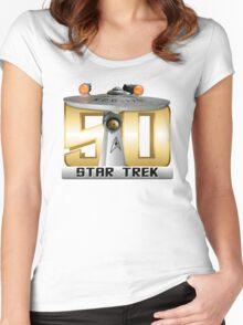 Trek Bowl 50 Women's Fitted Scoop T-Shirt