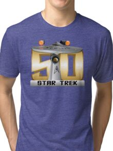 Trek Bowl 50 Tri-blend T-Shirt